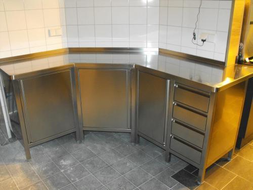 Küchenzeile eck